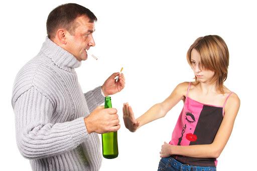 как заставить папу бросить пить