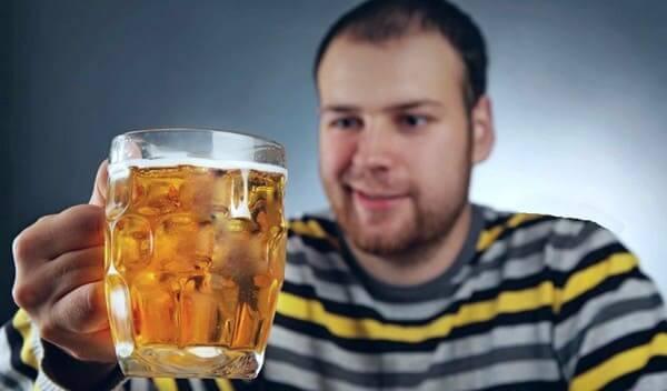 как перестать пить пиво